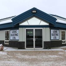 Leduc Electric Ltd., the shop from the outside