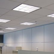 Offices, ceiling lights